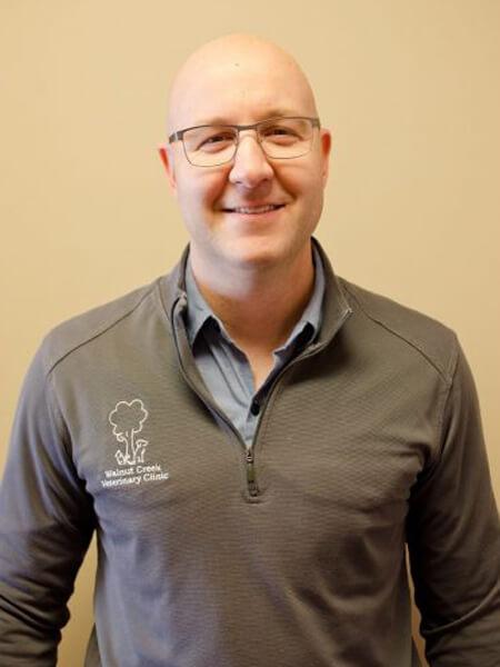 Adam - Director of Operations Walnut Creek Veterinary Clinic