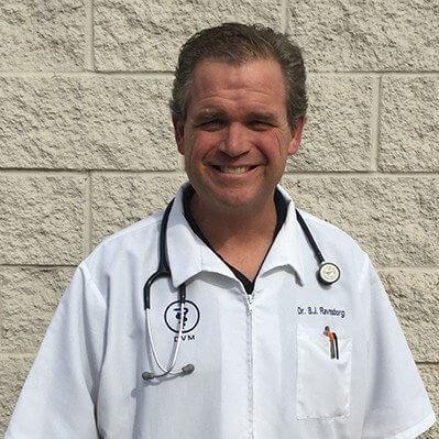 Dr. BJ Ravnsborg - Walnut Creek Veterinary Clinic