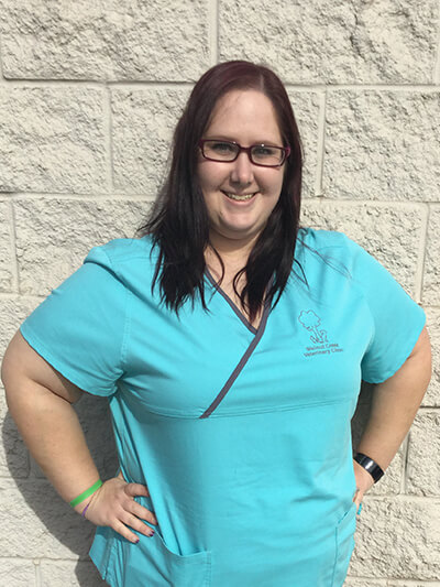 Alicia - Client Care Specialist at Walnut Creek Veterinary Clinic
