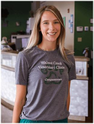 Joeie – Veterinary Assistant